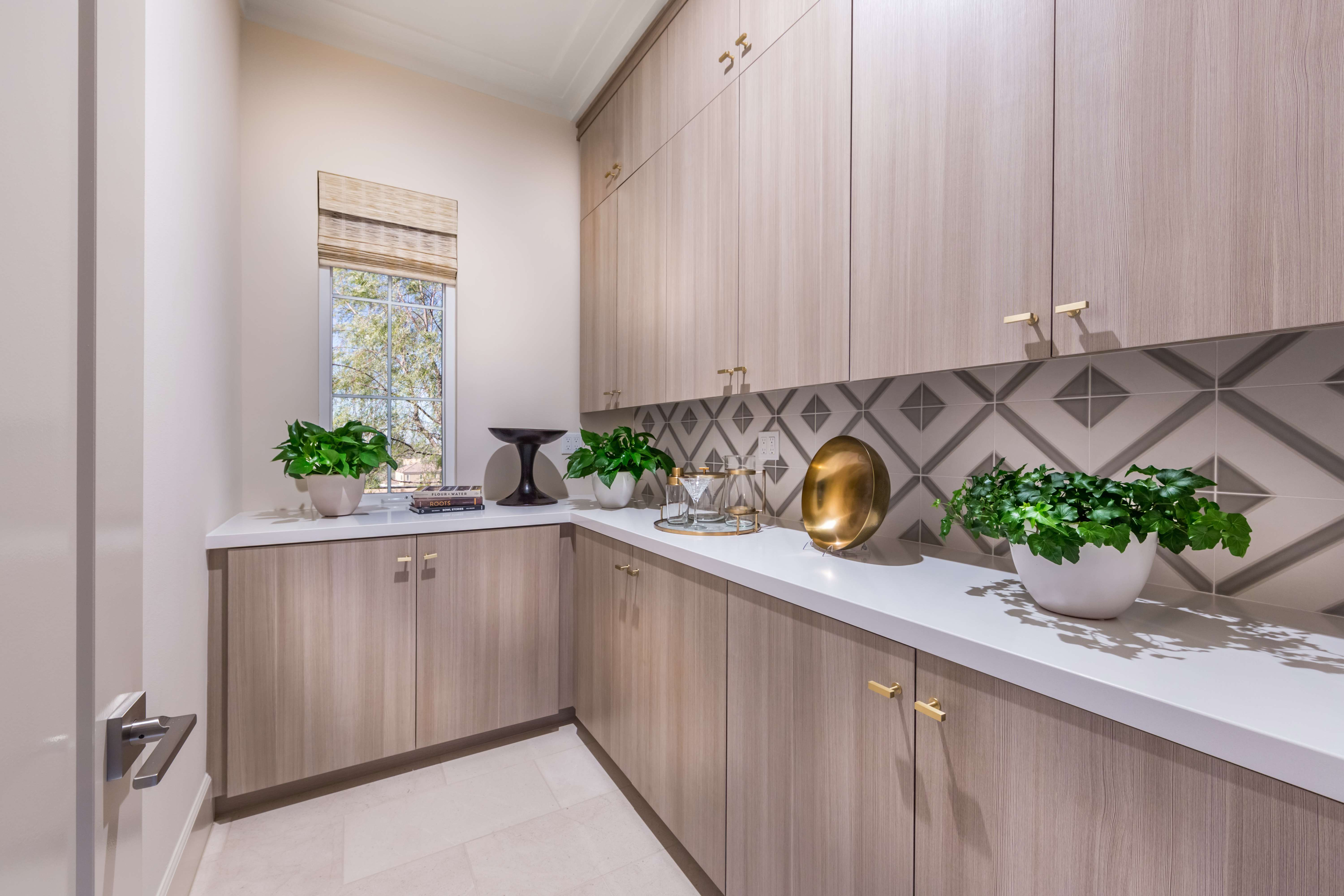 Pantry at Terra Residence 1 in Irvine