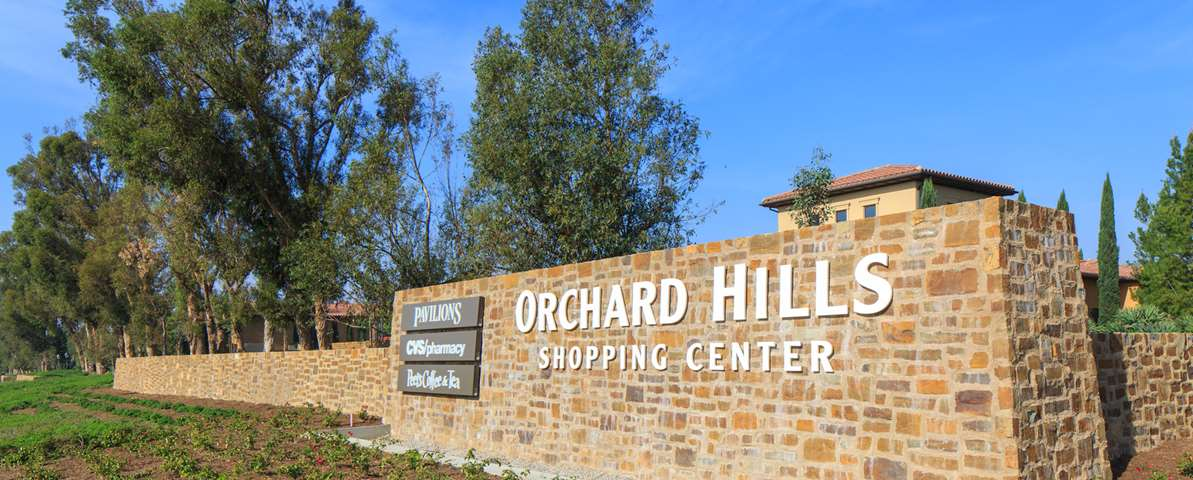 Orchard Hills Shopping Center