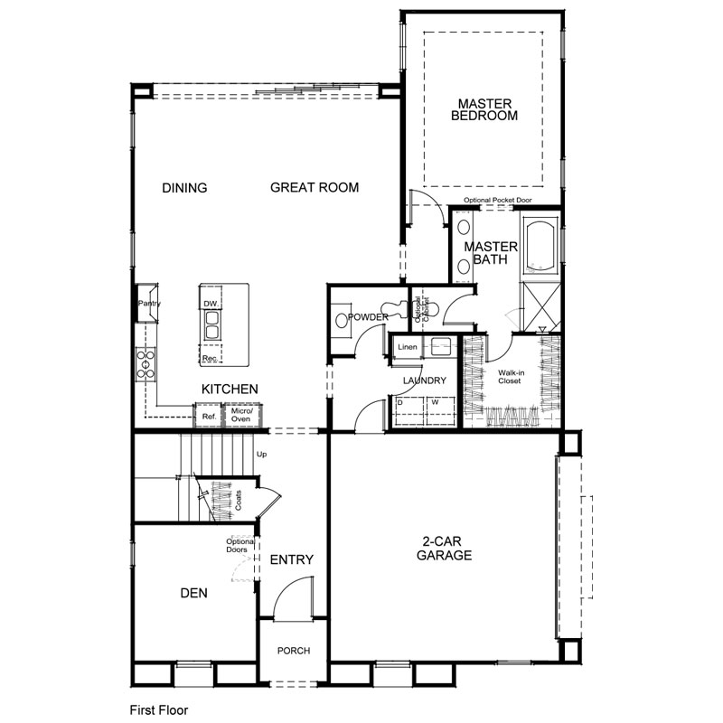 Verdi Plan 1Y First Floor
