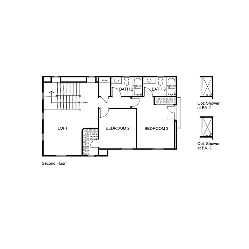 Marin Plan 1Y Second Floor