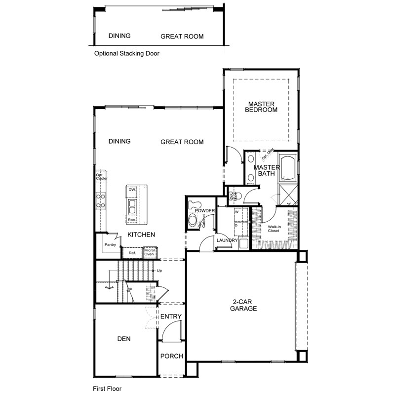 Marin Plan 1Y First Floor
