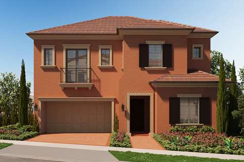 Formal Spanish Style Exterior - Ravello in Irvine