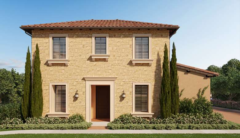 Verdi 1Z - Tuscan - New Home Construction
