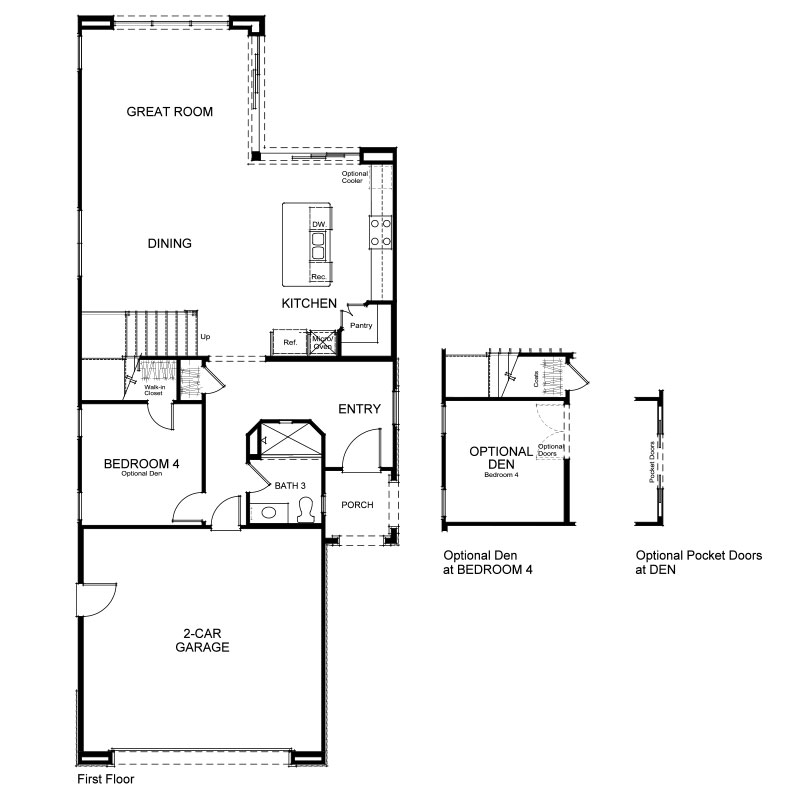 Como Plan 1M First Floor