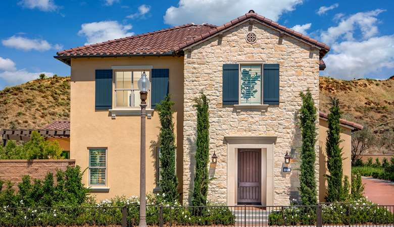 Hillside 3 - Tuscan - New Home Construction